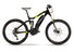 "HAIBIKE Sduro AllMtn 5.0 E-MTB fullsuspension 27,5"" sort"
